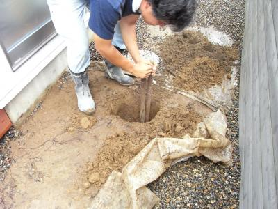 井戸掘り大作戦-1