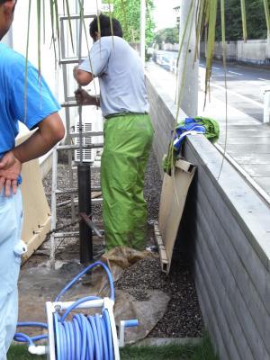 井戸掘り大作戦-2