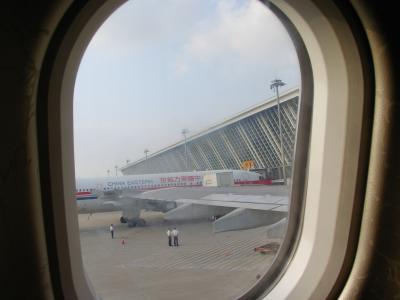 帰国の飛行機-1