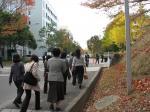 大阪大学見学会