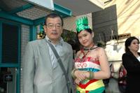 舞踊家と記念写真1JPG