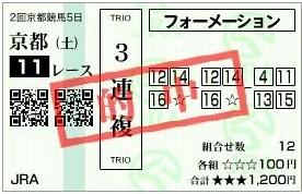 20110212京都11R的中