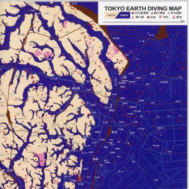 アースダイバー地図