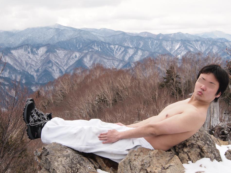 両神山リベンジ 40