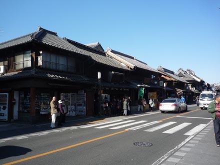 ⑧斉たばこ店・かつおぶし中市本店・創作漬物河村屋