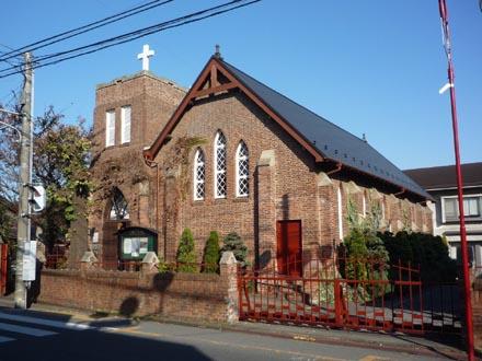 川越キリスト教会②