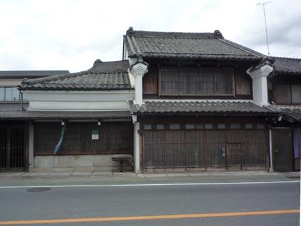 旧新井商店店舗及主屋①