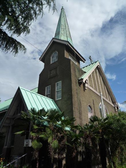 武蔵富岡教会③