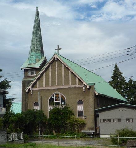 武蔵富岡教会④