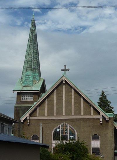 武蔵富岡教会⑤