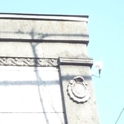 上荻2丁目の看板建築③