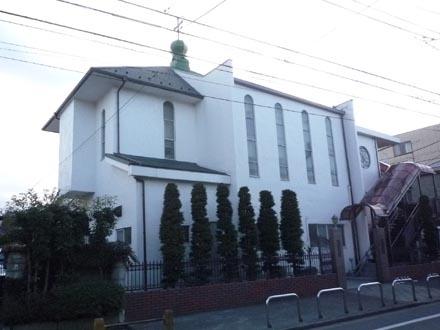 山手ハリスト教会①