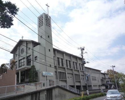 高井戸教会①
