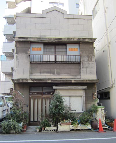 岩本町2-19の住宅