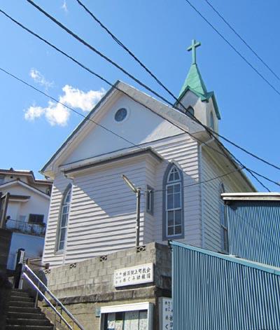 上町教会②
