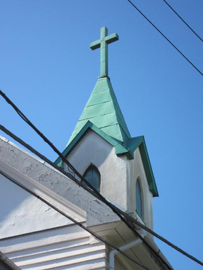 上町教会③