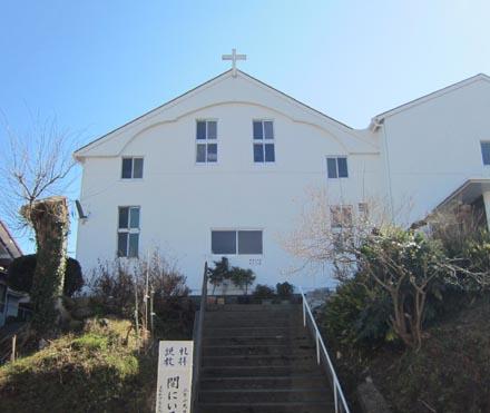 日本キリスト教団横須賀教会①