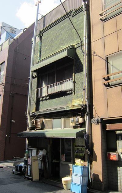 高柳豆腐店①