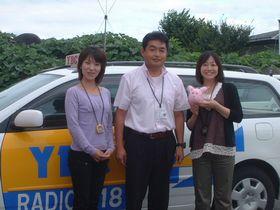 YBCラジオ写真