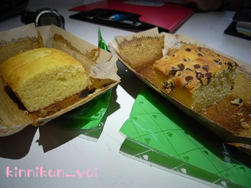 嫁さん手作りケーキ!!
