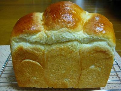 ふんわり食パン(横)