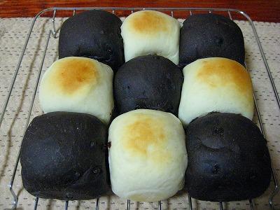 市松模様パン