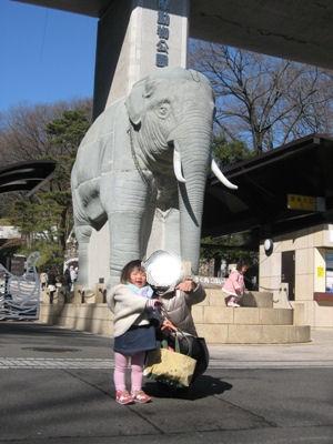 多摩動物園1