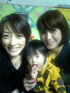 柴田かよこさんと勝村美香さんは「タイムVSゴーゴーV」から親交があるみたいです。