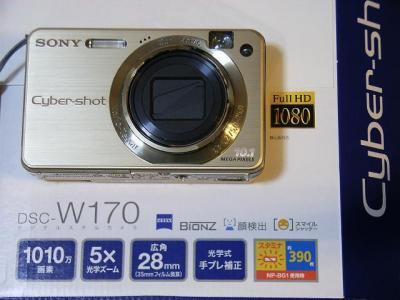 Cyber-shot W170