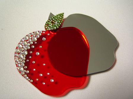 りんごミラー