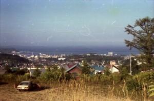 小樽港遠景