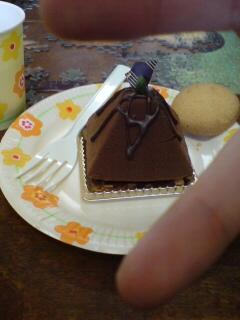 モンテローザ チョコケーキ