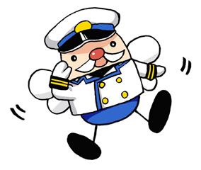 船長カラー