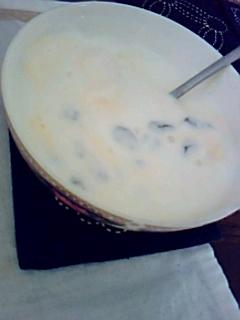デザートヨーグルト