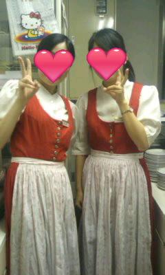CAFE WIEN制服
