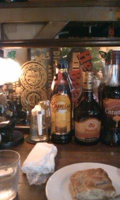 店内@Jazz&Coffee YURI