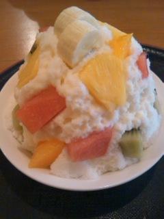 果物ミルク@赤鰐