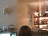 壁から羊@Fig Cafe
