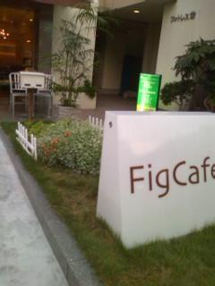 外観@Fig Cafe