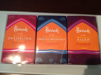 ハロッズ紅茶