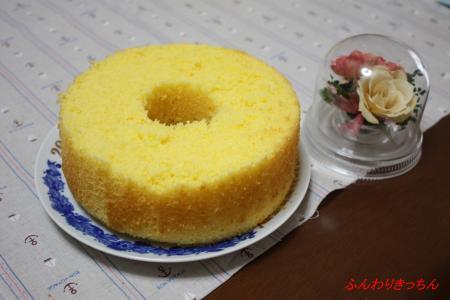 チーズシフォン
