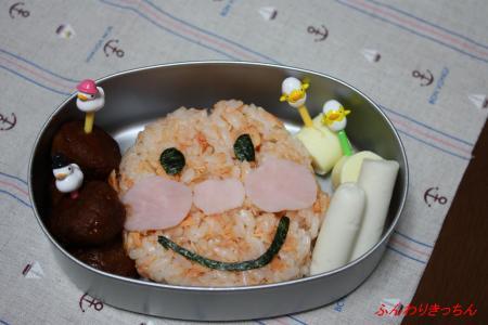 28日のひめのお弁当