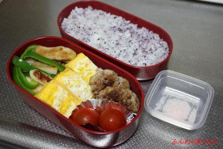 19日のお弁当@おとうちゃん