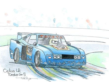 celica lb turbo gr.5-2