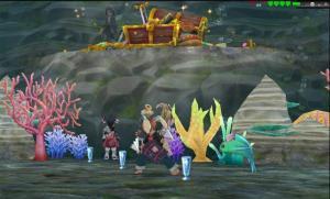 海底洞窟6