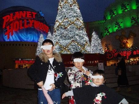 イクスピアリのクリスマス2008