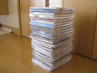 ブックオフでCDを売る