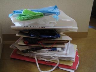 ストックの紙袋02
