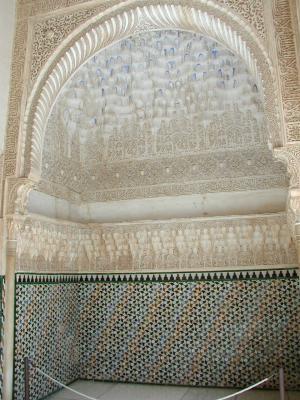アルハンブラ宮殿&ヘネラリフェ離宮