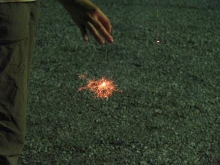2008.08.23-夏祭り後の花火1